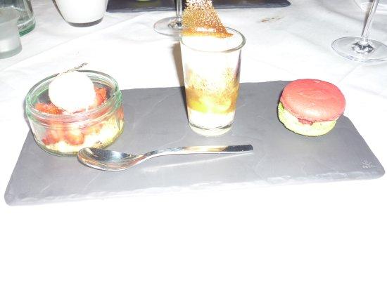 Brie-Comte-Robert, Frankreich: Dessert exceptionnel