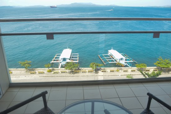 Hotel Tavern : Sea View Balcony View