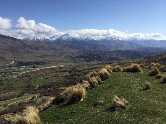 Wanaka, Nuova Zelanda: Great vi ew