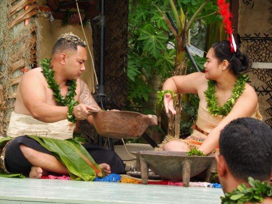 Nuku'alofa, Tonga: kava ceremony