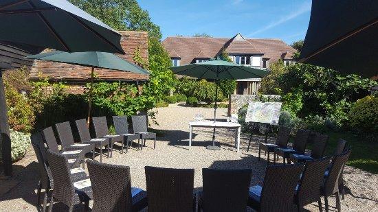The English Wine Centre