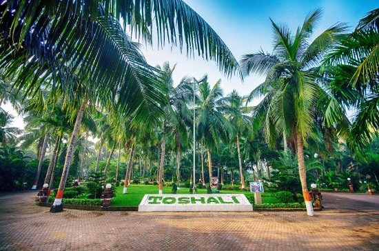 Toshali Sands