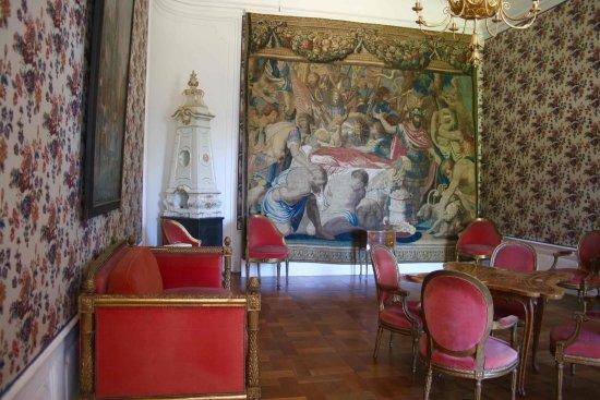 Memmelsdorf, Tyskland: appartements des princes-évêques