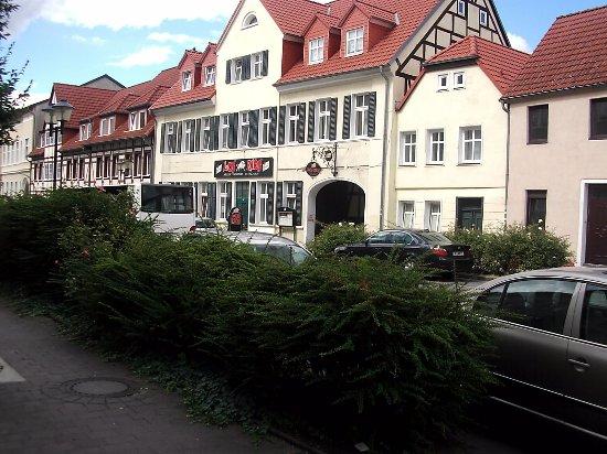 Burg, เยอรมนี: Steakhaus