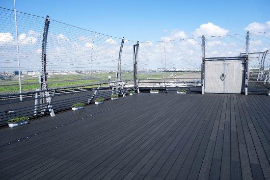 Ота, Япония: 屋上の風景