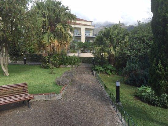 Quinta Jardins do Lago: Sicht auf das Hotel