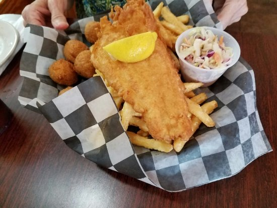 Rodanthe, NC: Fish and chips