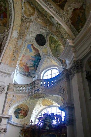 Bad Staffelstein, Alemania: Eglise du cloître