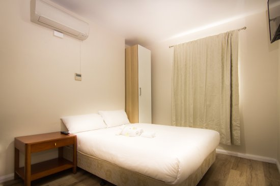 Strathfield, ออสเตรเลีย: double room (queen size bed)