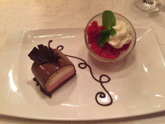 Waidring, Østerrike: Dessert!