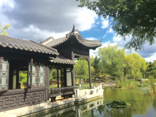 Suwon - Wolhwawon garden or Chinese garden. For Kdrama fans who watch Moon Lovers, these are the