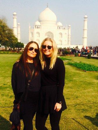 Virsa Travels: Taj Mahal, Agra