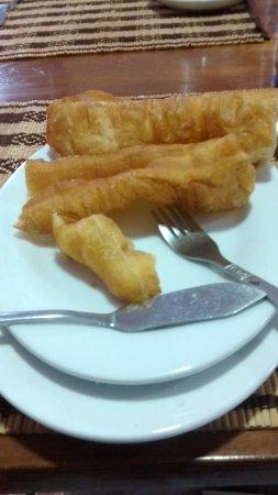 Nyaung U, Birmania: Breakfast
