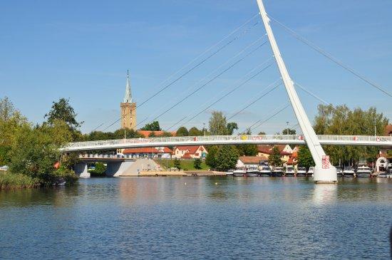Ruciane-Nida, Polen: Panorama Mikołajek