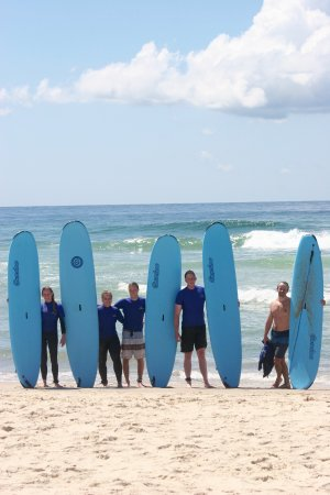 Miami, Australia: The Group!