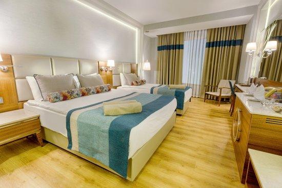 sensitive premium resort spa belek turquie province. Black Bedroom Furniture Sets. Home Design Ideas