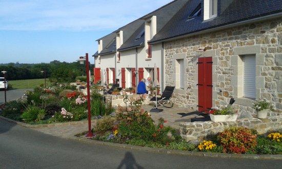 Saint-Evarzec, Frankrike: situation des chambres