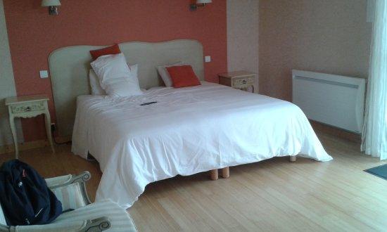Saint-Evarzec, France: chambre 5