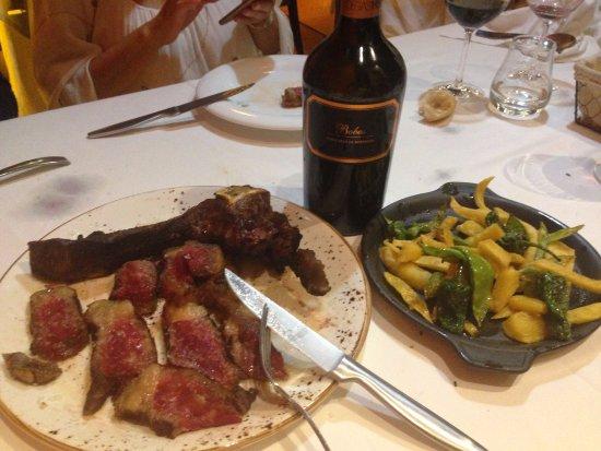 Betera, İspanya: Mi plato....