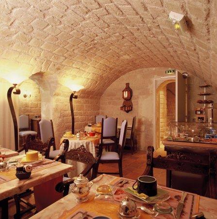 Hotel de Latour Maubourg: Petit Déjeuner Buffet / Breakfast Buffet