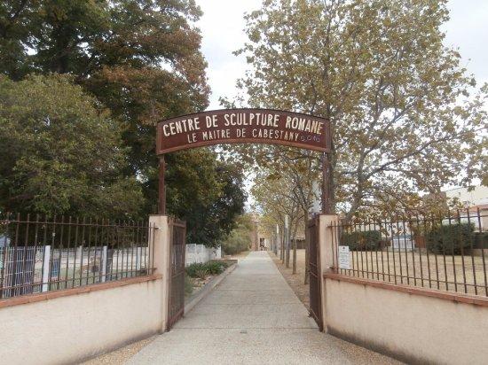 Cabestany, Frankrijk: Entrée du musée