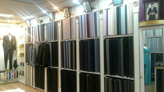 Phuket Amari's Tailor Shop