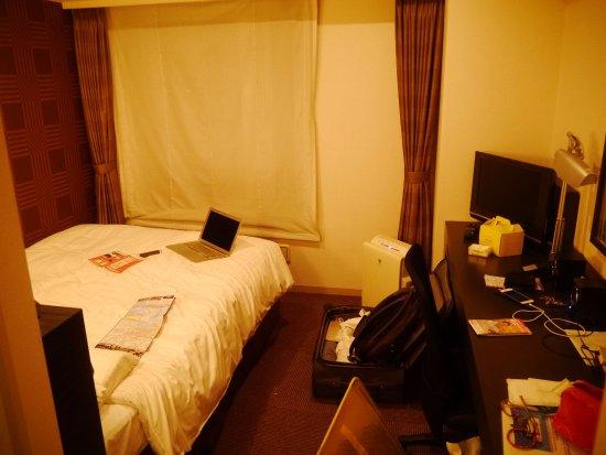 Hotel MyStays Hamamatsucho: 濱松町Mystay內部狀況
