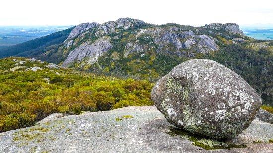 Mount Barker, Australia: View ay Hayward's Peak