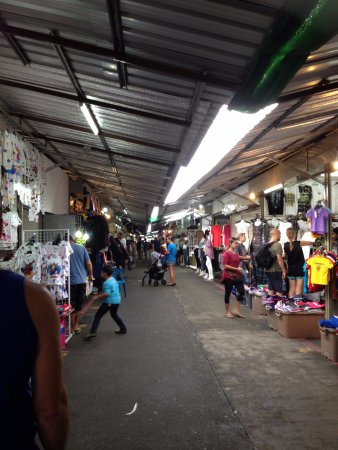 Chalong, Thailand: Inside the market