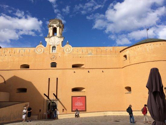 Bastia, Francia: entrée du musée
