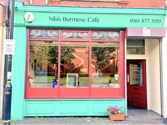 Nila's Burmese Kitchen
