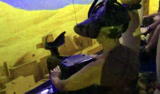 Simulateur Aladdin Et Son Tapis Volant Picture Of Disneyquest