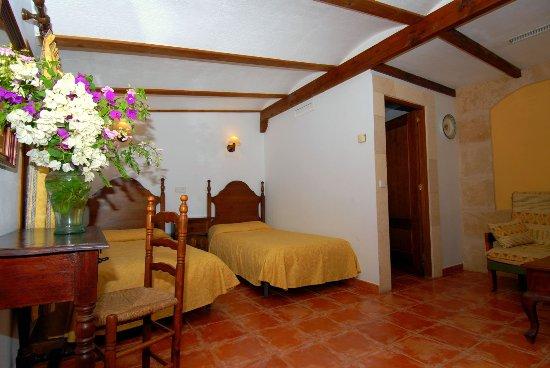 Llucmajor, Espanha: Unser Zimmer, alles was man braucht