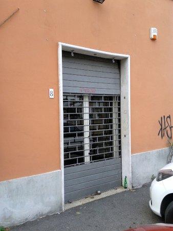 Acilia, Italien: Vista esterna oggi