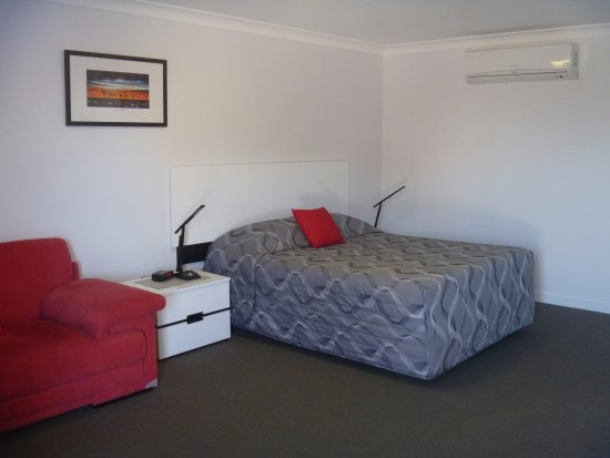 Gunnedah, Australien: comfortable new beds!