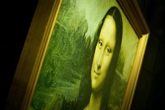 L'Hospitalet de Llobregat, สเปน: ¿Esconderá algo la Mona Lisa?