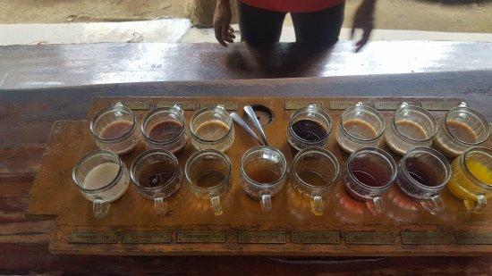 Lodtunduh, Indonesia: the coffee and tea