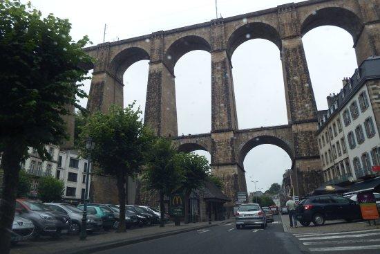 Morlaix, Frankrig: viaduc