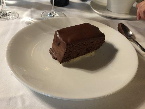 Axpe Achondo, Espanha: uff pastel de chocolate..madre mía