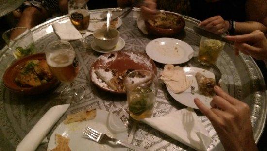 Restaurante el para so del desierto en madrid - Restaurante la cocina del desierto ...