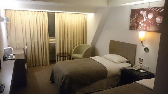 E House Hotel Ximending: superior room