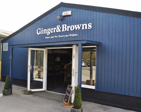 Sandiway, UK: The Ginger&Browns Store at Blakemere Village, Northwich