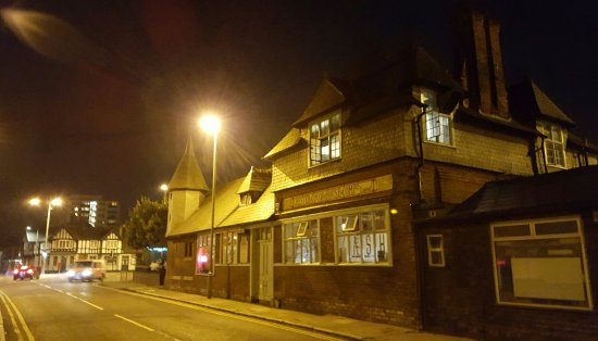 Great beer\'s in cool bar. - Picture of Kash Chester, Chester ...