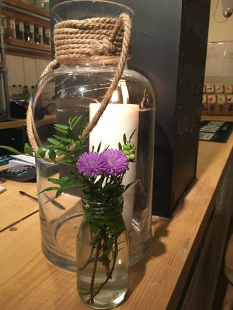 St Agnes, UK: No.4 Bistro and Bar