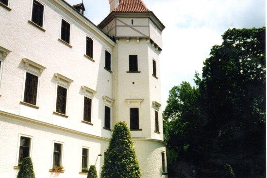 Βοημία, Τσεχική Δημοκρατία: Konopiste Castle - Boemia.