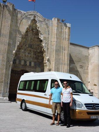 turkey private tours by ertunga ecir ertunga and mustafa at aksaray