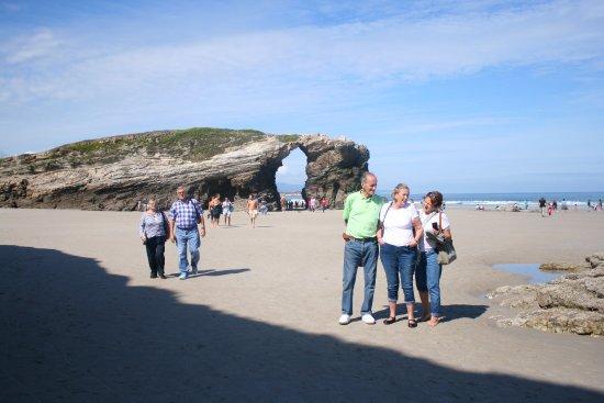 Playa de las Catedrales: Playa das Catedrais