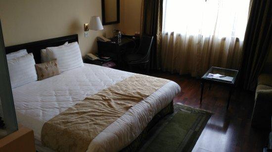 Crowne Plaza Kathmandu-Soaltee: Deluxe room