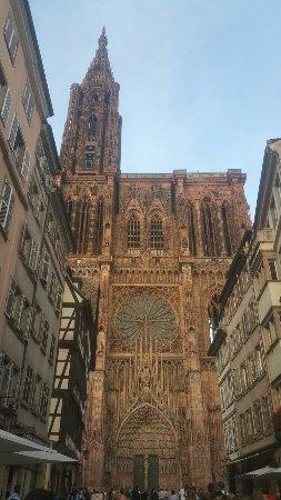 Cathedrale Notre Dame de Strasbourg: 20160922_175617_large.jpg