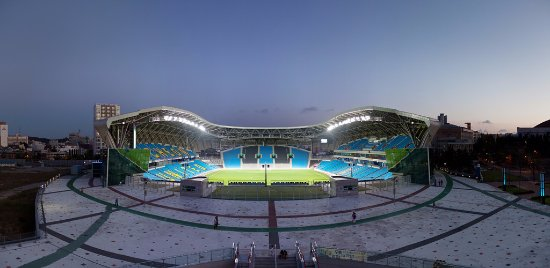 ‪Incheon Football Stadium‬
